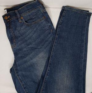 J. Crew Factory Skinny Jeans Size 31x28.